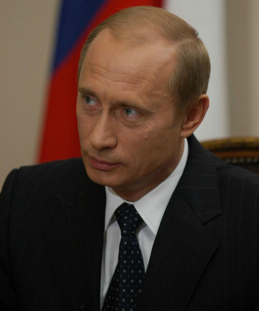 Vladimir Putin | Kremlin.ru | cc by 3.0